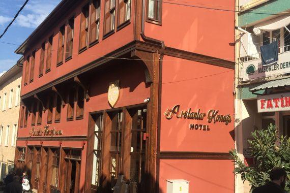 Arslanlar Konağı Otel