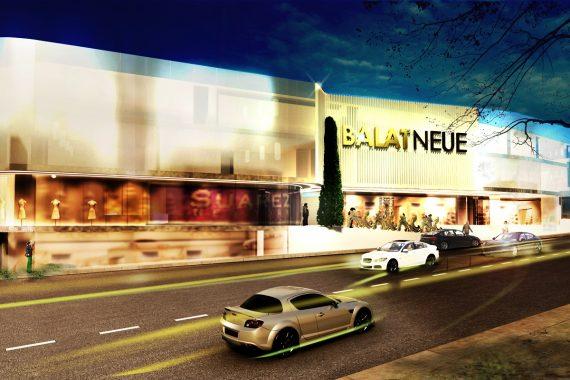 Balatneue Alışveriş Merkezi 1