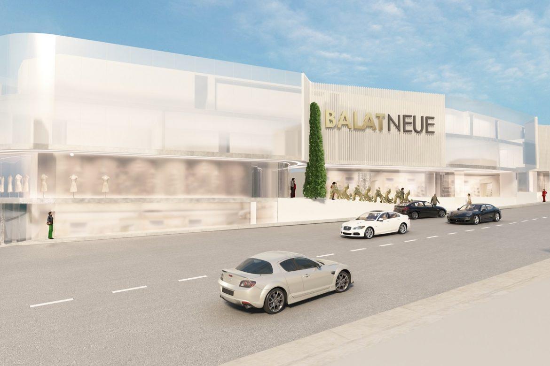 Balatneue Alışveriş Merkezi 3