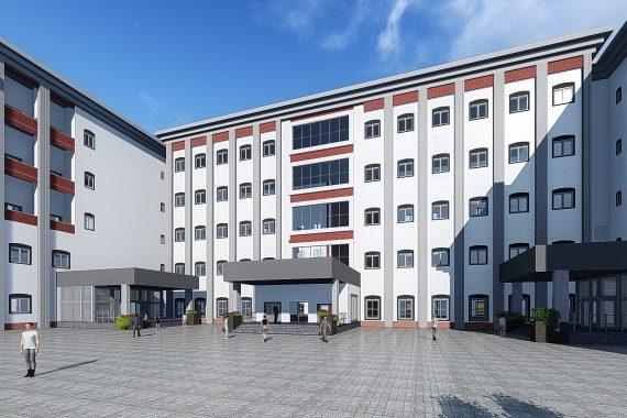 Bilecik Üniversitesi ARGE Binası 1