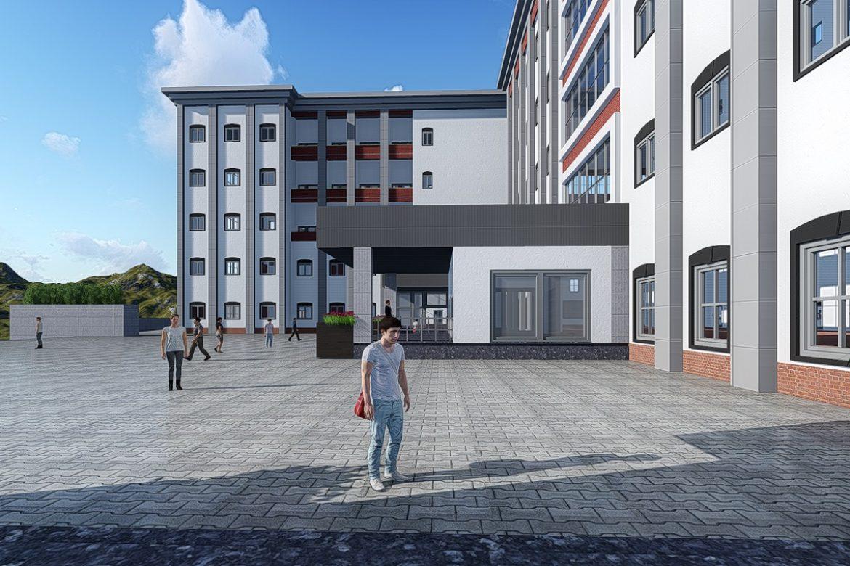 Bilecik Üniversitesi ARGE Binası 3