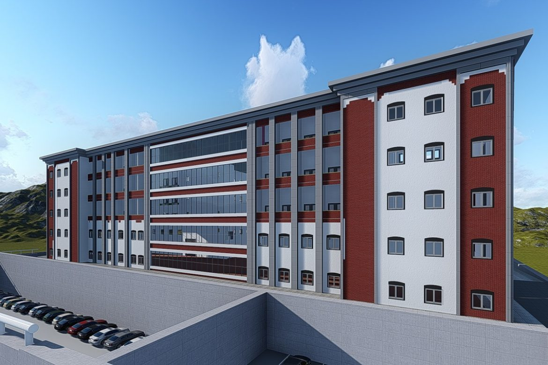 Bilecik Üniversitesi ARGE Binası 4