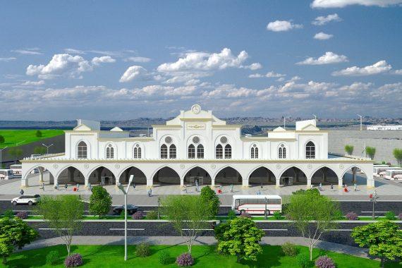 Bilecik Belediyesi Şehirlerarası Otobüs Terminali 1