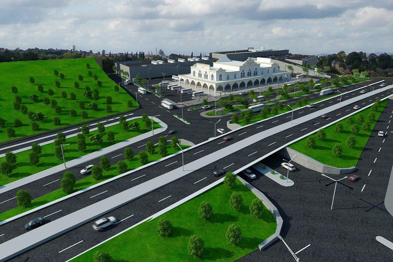 Bilecik Belediyesi Şehirlerarası Otobüs Terminali 3