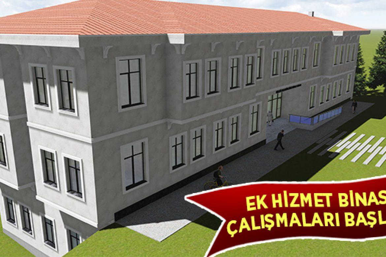 Bilecik Belediyesi Ek Hizmet Binası