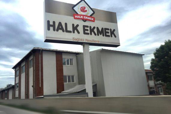 Eskişehir Büyükşehir Belediyesi Halk Ekmek Binası