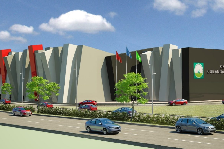 Osmangazi Atletizm Merkezi 1