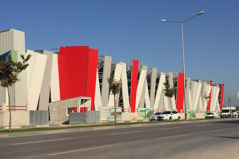 Osmangazi Atletizm Merkezi 2