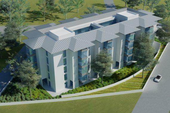 Osmangazi Belediyesi Bağlarbaşı Yurt Binası 1