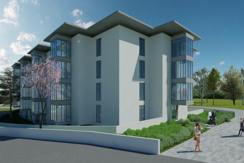 Osmangazi Belediyesi Bağlarbaşı Yurt Binası 2