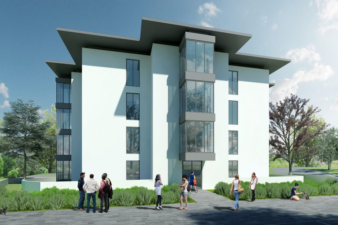 Osmangazi Belediyesi Bağlarbaşı Yurt Binası 3