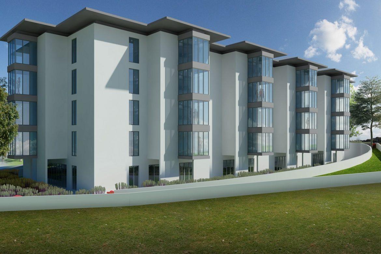 Osmangazi Belediyesi Bağlarbaşı Yurt Binası 4