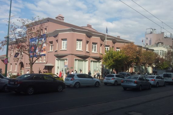 Tayyare Kültür Merkezi 1