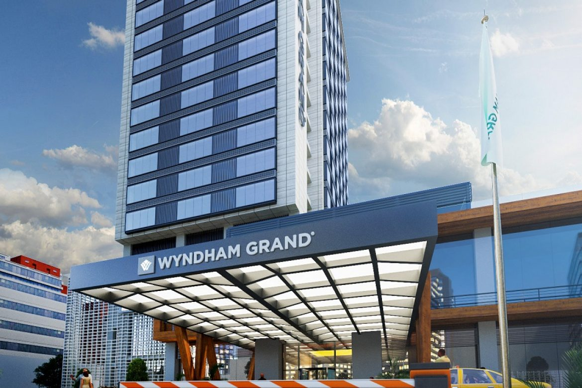 Wyndhamm Grand Bursa Noyan Otel 10