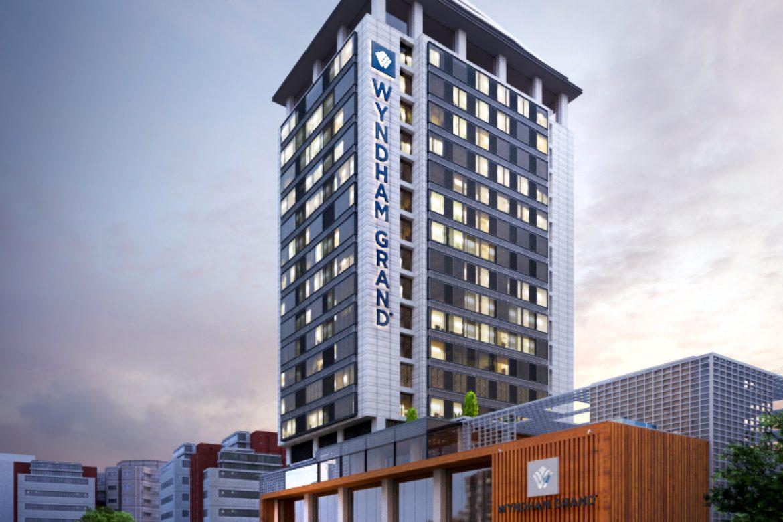 Wyndhamm Grand Bursa Noyan Otel 13