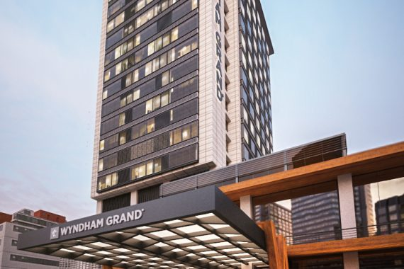 Wyndhamm Grand Bursa Noyan Otel 15