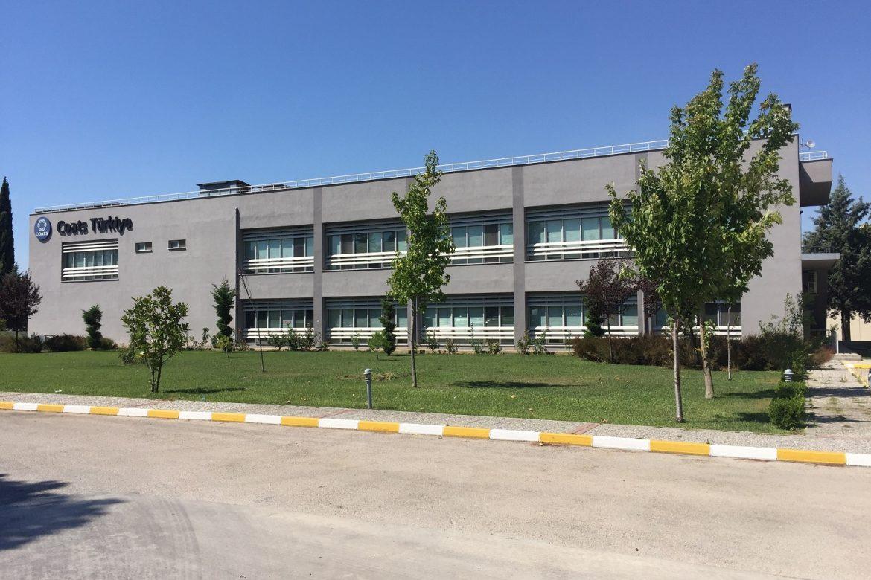 Coats Türkiye İdari Bina 1